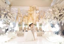 Wedding Day Joshua and Hera by Luminous Bridal Boutique