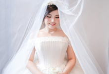 Wedding Day Budi and Vanesia by Luminous Bridal Boutique
