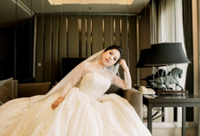 Wedding Day Sidarma and Jesslyn by Luminous Bridal Boutique