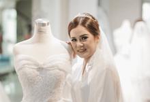 Wedding Day Edward and Fenny by Luminous Bridal Boutique
