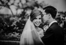 Wedding Day Alson and Lucy by Luminous Bridal Boutique