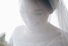 Wedding Day Dhany and Fika by Luminous Bridal Boutique