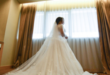 Wedding Day Eko and Christa by Luminous Bridal Boutique