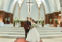 Wedding Day Eko and Christa by Luminous Bridal Boutique