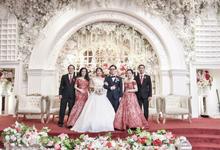 Wedding Day Agnes and Reinaldo by Luminous Bridal Boutique