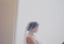 Wedding day Ken and Olivia by Luminous Bridal Boutique