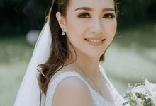 Wedding Day Robby and Calistha by Luminous Bridal Boutique