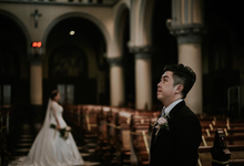 Wedding Day Ronald and Rara by Luminous Bridal Boutique