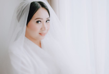 Wedding Day Ari and Nebula by Luminous Bridal Boutique