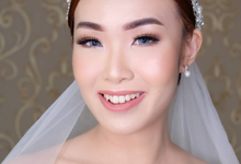 Wedding Day Krisna and Ceacilia by Luminous Bridal Boutique