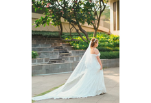 Wedding Day Derian and Sera by Luminous Bridal Boutique