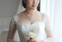 Wedding Day Jhony and Stella by Luminous Bridal Boutique