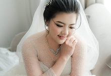 Wedding Day Djaka and Vina by Luminous Bridal Boutique