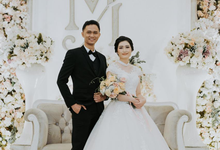 Wedding Day Irfan and Marina by Luminous Bridal Boutique