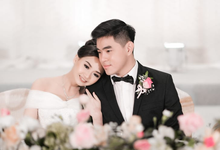 Wedding Day Edric and Liliani by Luminous Bridal Boutique