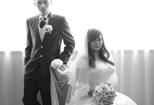 Wedding Day Nesha and Suryanto by Luminous Bridal Boutique