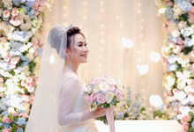 Wedding Day Azwin and Kristina by Luminous Bridal Boutique