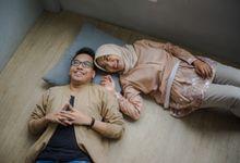 Lutfi & Nisa Prewedding by Markashima Audio-Visual