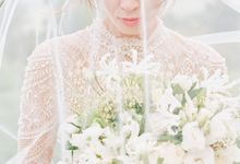 Cedar Lake Wedding by Through The Veil
