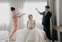 The wedding Of tomy And Vivi by Luxioo Photography