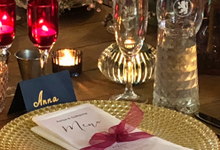 Wedding Planning - Styling - Coordination  by LUXE - Unforgettable Events