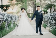 The wedding of Riandy + Sella by Luxioo Photography