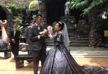 Holy Matrimony Julie&Yoso by LUMINEUX ORGANIZER