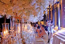 Luxury Wedding By The Beach by Seasons Glamour Floral Arts Pte Ltd