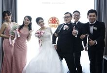 The Wedding of Lucky & Vero by Huemince