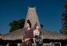 Sumba Prewedding Arif & Ricka by Huemince