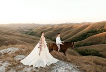 Sumba Prewedding Willie & Nini by Huemince