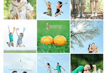 Grid Prewedding by Angga Oktavian Photography