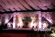 Simple In White  by M2 decor