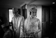 Akad Nikah dari Lidya + Gamal by Feelimaji