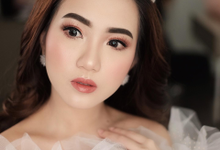 Mrs Aiyu  by Lydia Merry Makeup Artist