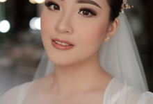 Bride Gisela by Lydia Merry  by Lydia Merry Makeup Artist