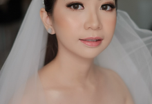 Bride Caroline by Lydia Merry by Lydia Merry Makeup Artist