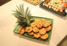 Lydia and Simon Catering by Bantita Group