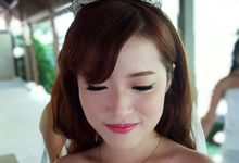 Bride Make Up by Mety Fong