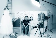 Pre Wedding Studio & location Photography by Studio 148