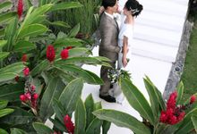 The Wedding of Masae & Takahiro by The Wedding Mood