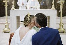 Tropical wedding by Sublime Luxury Weddings