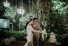 HELEN & MARKUS by Raffles Hills Cibubur - On Green Garden Venue