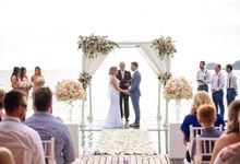 Melissa & Jason wedding at Conrad Koh Samui by BLISS Events & Weddings Thailand