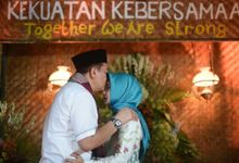 Wedding Anniversary Kombes Pol M Iqbal & Ibu Nindya by Celtic Creative