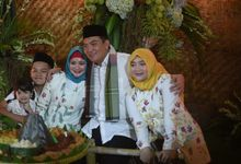 Wedding Anniversary Kombes Pol M Iqbal & Ibu Nindya by Celtic Creative