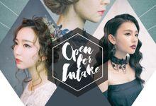 Bridal Makeup & Hairdo by Gwenda Wong Makeup Studio Academy