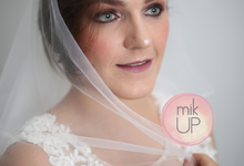 Wedding Make Up by mikUP