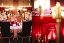 Red Deco by Chenta Concepts