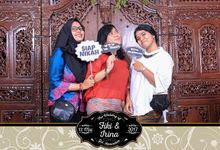 FIKI & IRINA Wedding Event by Choqphotobooth